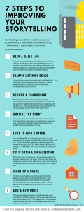 7 steps to improving your storytelling